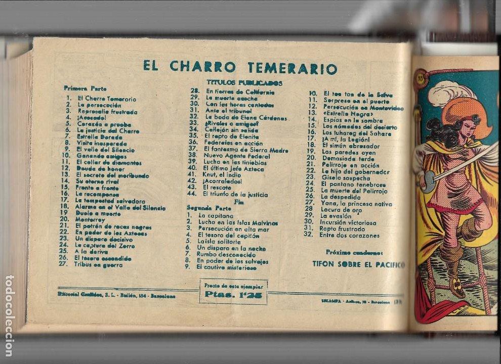 Tebeos: La Capitana Año 1953 Colección Completa son 44 Tebeos Originales encuadernado en tomo nuevo. - Foto 8 - 217506248