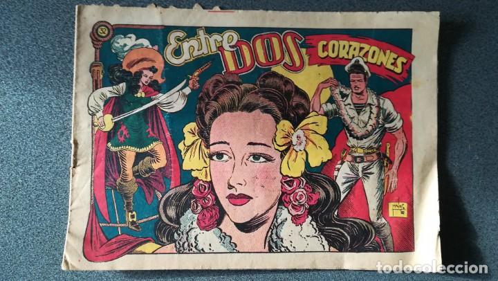 EL CHARRO TEMERARIO. ENTRE DOS CORAZONES (Tebeos y Comics - Grafidea - El Charro Temerario)