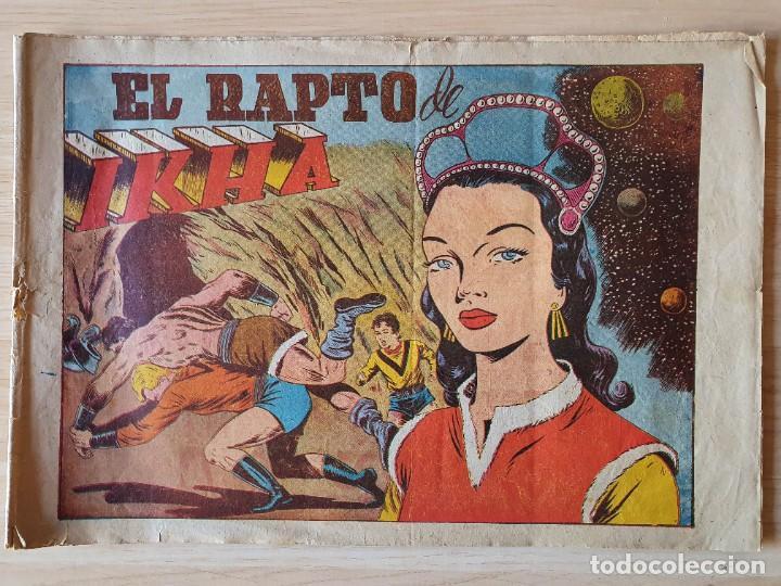 EL RAPTO DE IKHA - CHISPITA SÉPTIMA AVENTURA - Nº 4 - GRAFIDEA (Tebeos y Comics - Grafidea - Chispita)