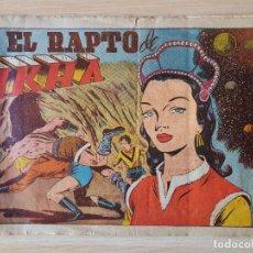 Tebeos: EL RAPTO DE IKHA - CHISPITA SÉPTIMA AVENTURA - Nº 4 - GRAFIDEA. Lote 219721430