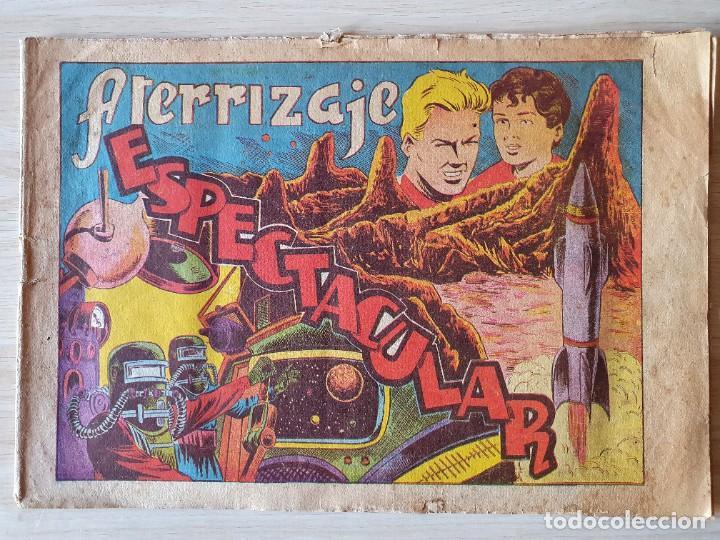 ATERRIZAJE ESPECTACULAR - CHISPITA SÉPTIMA AVENTURA - Nº 2 - GRAFIDEA (Tebeos y Comics - Grafidea - Chispita)