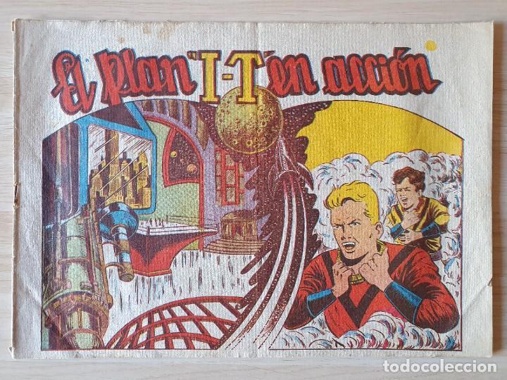 EL PLAN I-T EN ACCION - CHISPITA SÉPTIMA AVENTURA - Nº 3 - GRAFIDEA (Tebeos y Comics - Grafidea - Chispita)