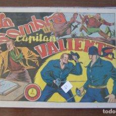 Tebeos: GRAFIDEA,- EL JINETE FANTASMA Nº 61 LA SOMBRA DEL CAPITÁN VALIENTE. Lote 221251703