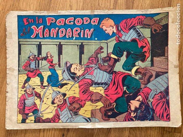 CHISPITA / EN LA PAGODA DEL MANDARIN - GRAFIDEA - DIFICIL - GCH1 (Tebeos y Comics - Grafidea - Chispita)