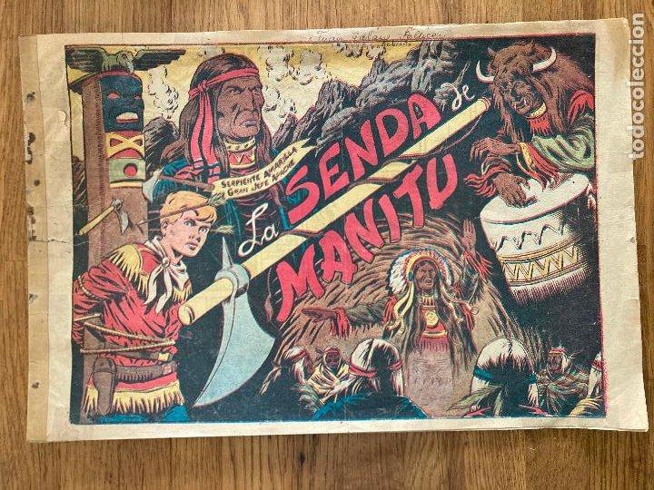 CHISPITA / LA SENDA DE MANITU - GRAFIDEA - DIFICIL - GCH1 (Tebeos y Comics - Grafidea - Chispita)
