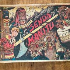 Tebeos: CHISPITA / LA SENDA DE MANITU - GRAFIDEA - DIFICIL - GCH1. Lote 221900787