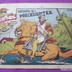 Tebeos: TEBEO COLORINES Nº23 HAZAÑA SIN PRECEDENTES ED. GRAFIDEA ORIGINAL. Lote 221911813