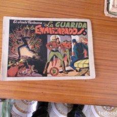 Tebeos: EL JINETE FANTASMA Nº 14 EDITA GRAFIDEA. Lote 222524532