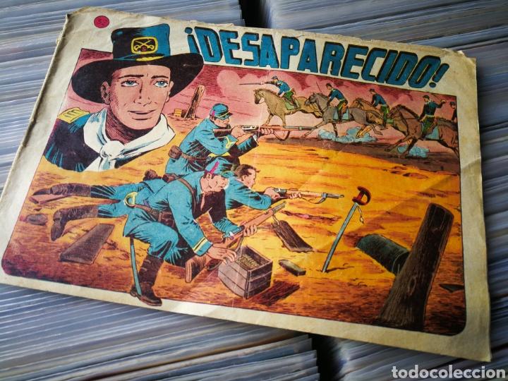 CUATRO CAPITANES- DESAPARECIDO!, N°32, EDITORIAL GRAFIDEA. (Tebeos y Comics - Grafidea - Otros)