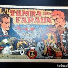 Giornalini: CASIANO BARULLO (1944, GRAFIDEA) 10 · 1944 · LA TUMBA DEL FARAÓN. Lote 223527972