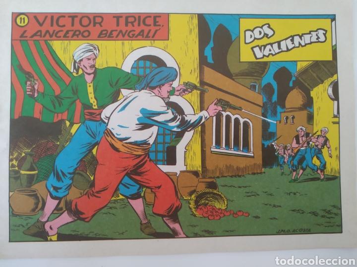 COMIC VÍCTOR TRICE N.11 EDITORIAL GRAFIDES (Tebeos y Comics - Grafidea - Otros)
