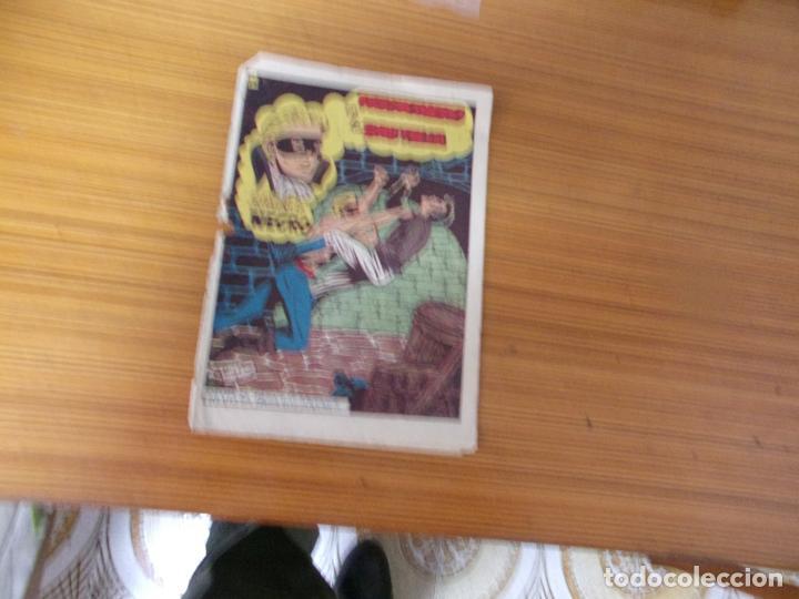 SABLE NEGRO Nº 14 EDITA GRAFIDEA (Tebeos y Comics - Grafidea - Otros)