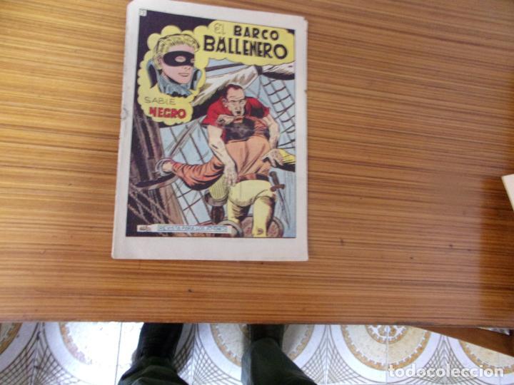 SABLE NEGRO Nº 9 EDITA GRAFIDEA (Tebeos y Comics - Grafidea - Otros)