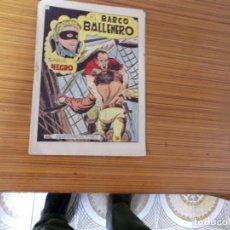 BDs: SABLE NEGRO Nº 9 EDITA GRAFIDEA. Lote 224691976