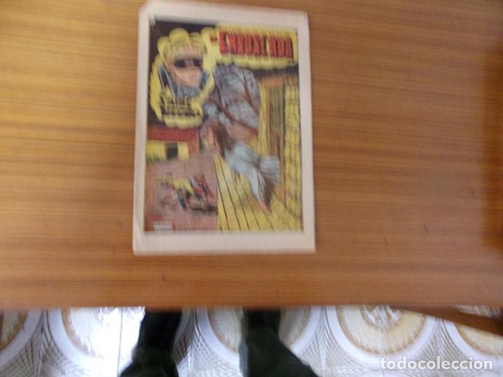SABLE NEGRO Nº 7 EDITA GRAFIDEA (Tebeos y Comics - Grafidea - Otros)