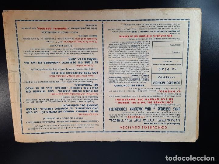 Tebeos: TOM CLARK (1945, GRAFIDEA) 3 · 1945 · BUFFALO BILL EN EL PALO DEL TORMENTO - Foto 2 - 224810222