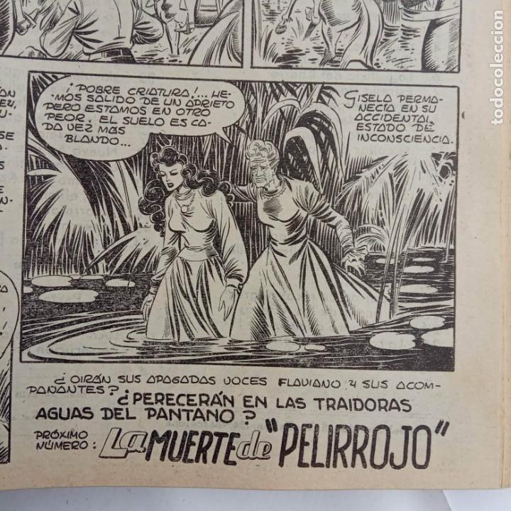 Tebeos: LA CAPITANA Y EL AMULETO VERDE ORIGINALES COMPLETAS, SERIE CHARRO TEMERARIO, MUY BUENAS, VER FOTOS - Foto 90 - 224835301