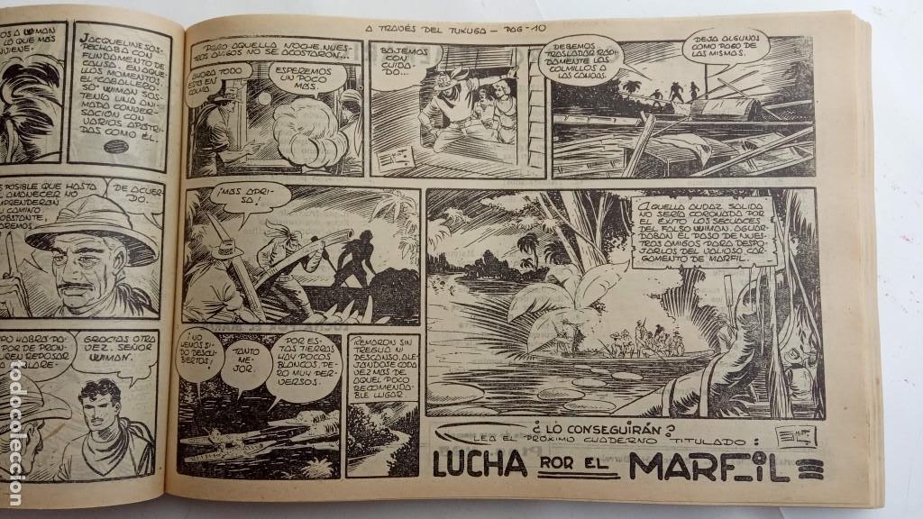 Tebeos: LA CAPITANA Y EL AMULETO VERDE ORIGINALES COMPLETAS, SERIE CHARRO TEMERARIO, MUY BUENAS, VER FOTOS - Foto 126 - 224835301
