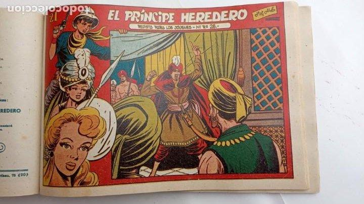 Tebeos: LA CAPITANA Y EL AMULETO VERDE ORIGINALES COMPLETAS, SERIE CHARRO TEMERARIO, MUY BUENAS, VER FOTOS - Foto 192 - 224835301