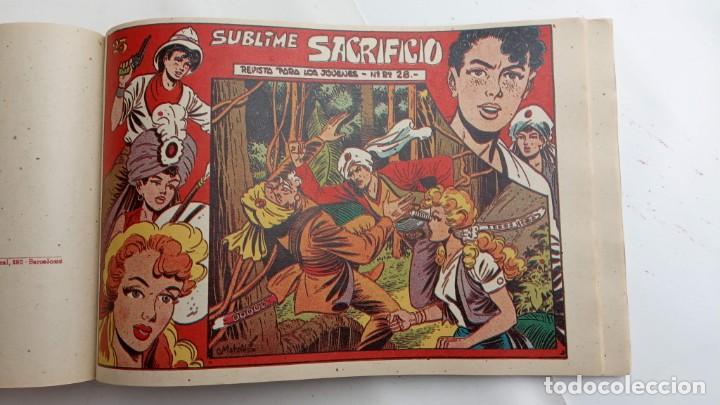 Tebeos: LA CAPITANA Y EL AMULETO VERDE ORIGINALES COMPLETAS, SERIE CHARRO TEMERARIO, MUY BUENAS, VER FOTOS - Foto 197 - 224835301