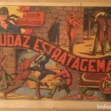 Tebeos: EL JINETE FANTASMA AUDAZ ESTRATAGEMA Nº 007 ORIGINAL EDITORIAL GRAFIDEA 1'60 PTS TEBEO COMIC. Lote 224995620