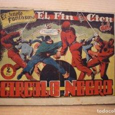 Tebeos: EL JINETE FANTASMA - Nº 39 - EL FIN DE LOS CIEN DEL CIRCULO NEGRO - ORIGINAL - EDITORIAL GRAFIDEA. Lote 226412525