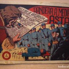 Tebeos: EL JINETE FANTASMA - Nº 107 - BANDERA A MEDIA ASTA - ORIGINAL - EDITORIAL GRAFIDEA. Lote 226412662