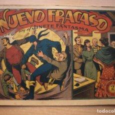 Tebeos: EL JINETE FANTASMA - Nº 94 - NUEVO FRACASO - ORIGINAL - EDITORIAL GRAFIDEA. Lote 226412965