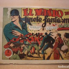 Giornalini: EL JINETE FANTASMA - Nº 44 - EL MANDO DEL JINETE FANTASMA - ORIGINAL - EDITORIAL GRAFIDEA. Lote 226413180