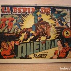 Tebeos: EL JINETE FANTASMA - Nº 36 - LA ESPIA DE QUEBRADA - ORIGINAL - EDITORIAL GRAFIDEA. Lote 226413536