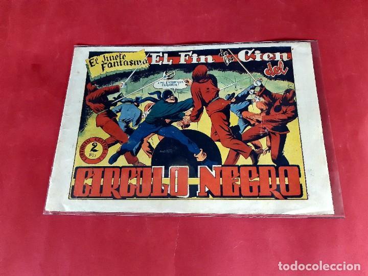 EL JINETE FANTASMA Nº 39 -GRAFIDEA-1947-ORIGINAL-EXCELENTE ESTADO (Tebeos y Comics - Grafidea - El Jinete Fantasma)