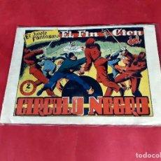 Tebeos: EL JINETE FANTASMA Nº 39 -GRAFIDEA-1947-ORIGINAL-EXCELENTE ESTADO. Lote 226493860