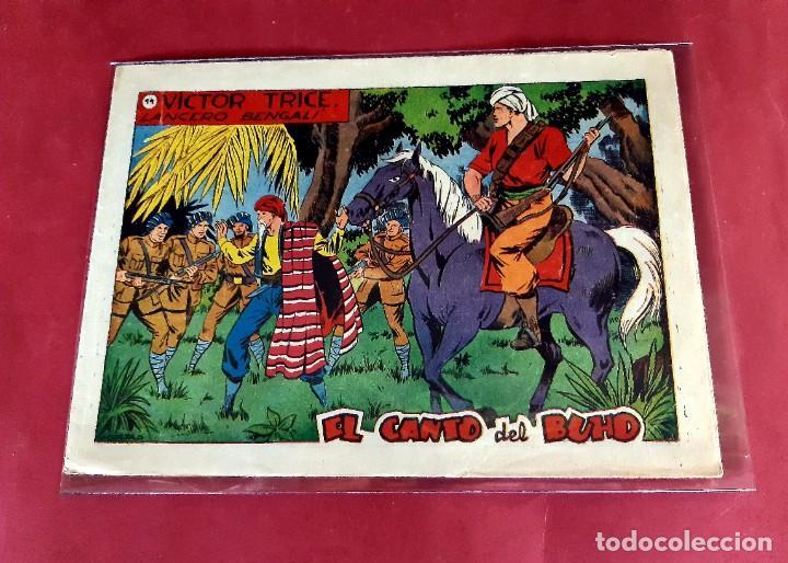 VICTOR TRICE Nº 14 -ORIGINAL -EDITORIAL GRAFIDEA -EXCELENTE ESTADO (Tebeos y Comics - Grafidea - Otros)