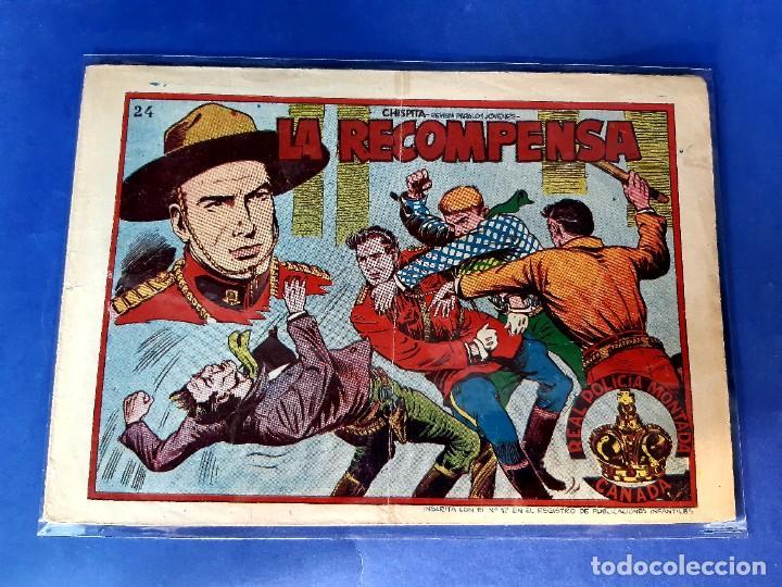 CHISPITA Nº 24 - EDITORIAL GRAFIDEA ORIGINAL -DIFICIL- (Tebeos y Comics - Grafidea - Chispita)