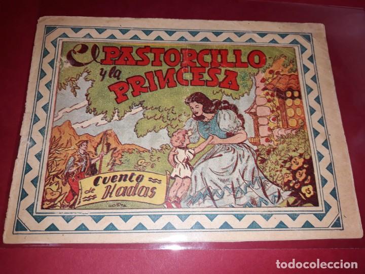 CUENTO DE HADAS ( EL PASTORCILLO Y LA PRINCESA ) EDITORIAL GRAFIDEA (Tebeos y Comics - Grafidea - Otros)