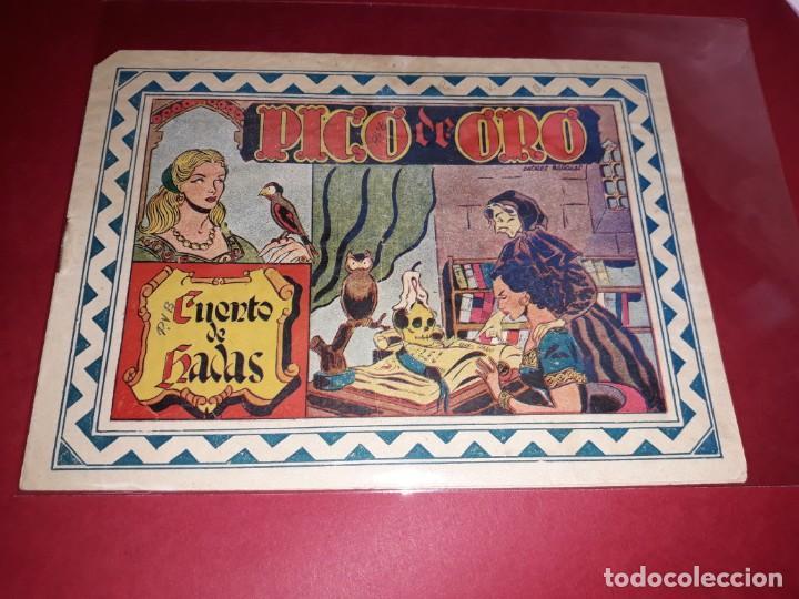 CUENTO DE HADAS ( PICO DE ORO ) EDITORIAL GRAFIDEA (Tebeos y Comics - Grafidea - Otros)