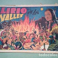 Tebeos: CHISPITA. SEGUNDA AVENTURA Nº 13: LIRIO DE LOS VALLES. Lote 232052480