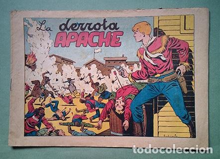 CHISPITA. SEGUNDA AVENTURA Nº 11: LA DERROTA APACHE (Tebeos y Comics - Grafidea - Chispita)