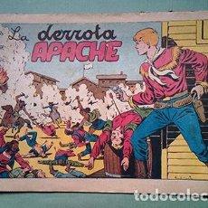 Tebeos: CHISPITA. SEGUNDA AVENTURA Nº 11: LA DERROTA APACHE. Lote 232052710
