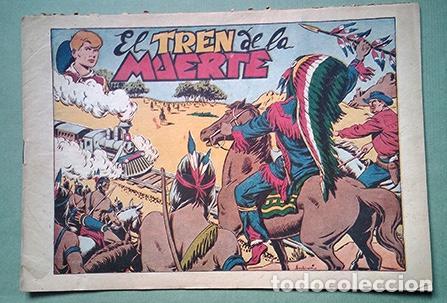 CHISPITA. SEGUNDA AVENTURA Nº 15: EL TREN DE LA MUERTE (Tebeos y Comics - Grafidea - Chispita)