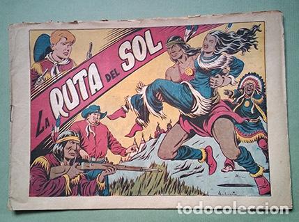 CHISPITA. SEGUNDA AVENTURA Nº 16: LA RUTA DEL SOL (Tebeos y Comics - Grafidea - Chispita)