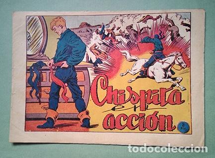 CHISPITA. PRIMERA AVENTURA Nº 4: CHISPITA EN ACCIÓN (Tebeos y Comics - Grafidea - Chispita)