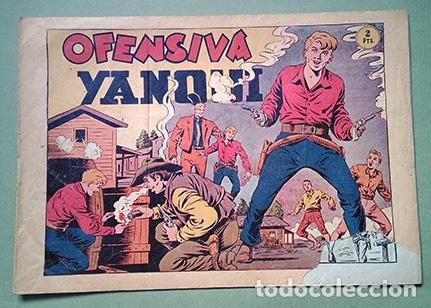 CHISPITA. PRIMERA AVENTURA Nº 2: OFENSIVA YANQUI (Tebeos y Comics - Grafidea - Chispita)