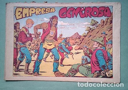 CHISPITA. SEGUNDA AVENTURA Nº 18: EMPRESA GENEROSA (Tebeos y Comics - Grafidea - Chispita)