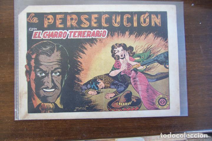 GRAFIDEA,- EL CHARRO TEMERARIO Nº 2 PERSECUCIÓN (Tebeos y Comics - Grafidea - El Charro Temerario)