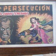 Tebeos: GRAFIDEA,- EL CHARRO TEMERARIO Nº 2 PERSECUCIÓN. Lote 233145325