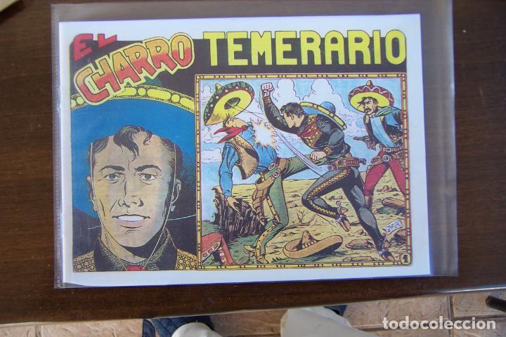 GRAFIDEA,- EL CHARRO TEMERARIO Nº 1 FACSÍMIL (Tebeos y Comics - Grafidea - El Charro Temerario)