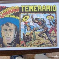 Tebeos: GRAFIDEA,- EL CHARRO TEMERARIO Nº 1 FACSÍMIL. Lote 233147555