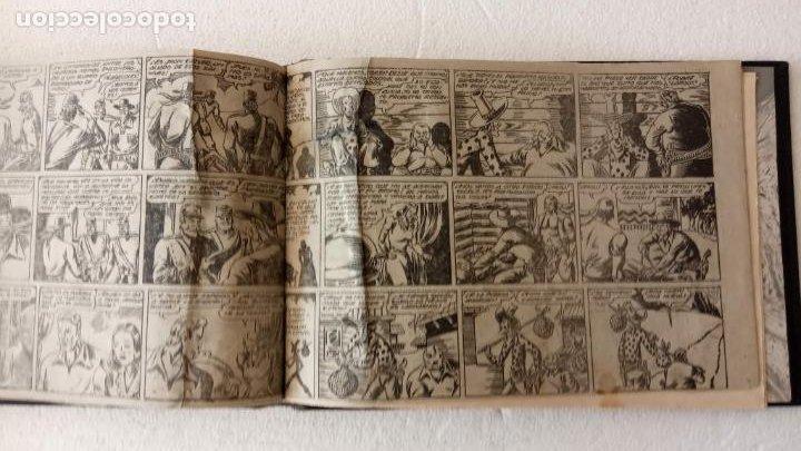Tebeos: LA MÁSCARA DE LOS DIENTES BLANCOS ORIGINAL COMPLETA - GRAFIDEA 1947 - Foto 55 - 233791200
