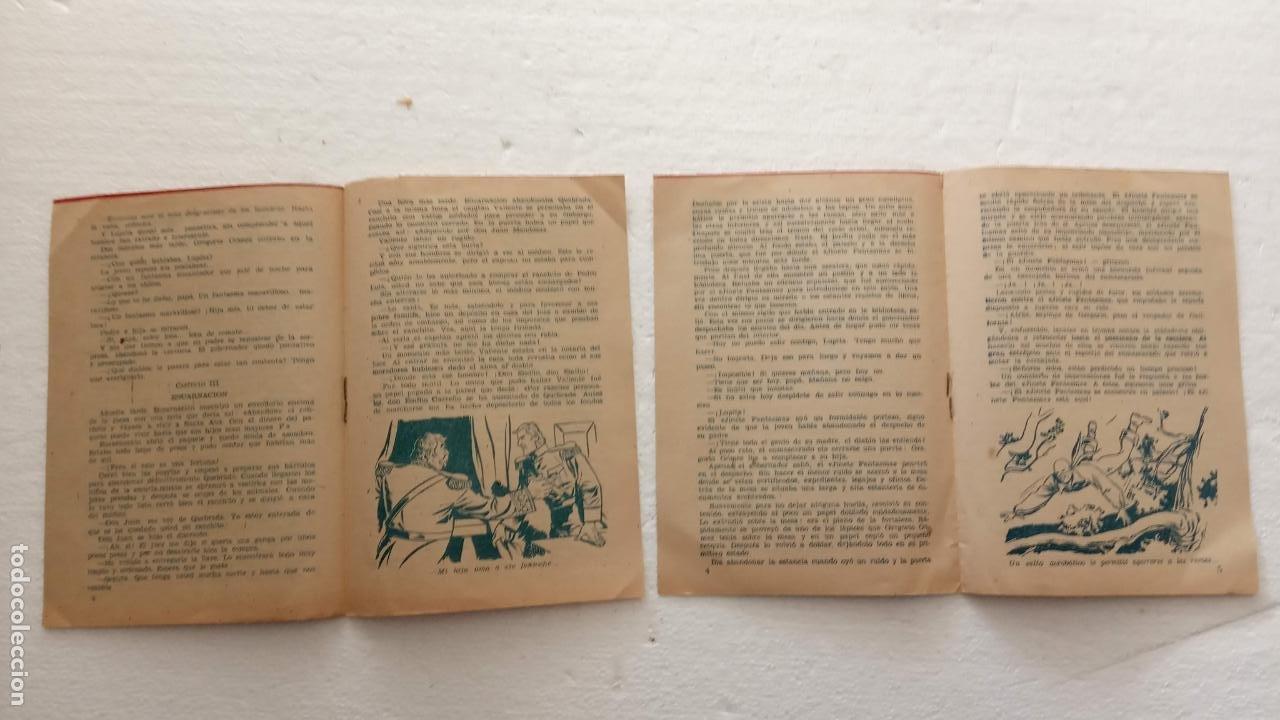 Tebeos: EL JINETE FANTASMA ORIGINALES NºS - 10 Y 11 - EDI. GRAFIDEA 1950, SIN CATALOGAR, por FEDERICO AMORÓS - Foto 2 - 234479920